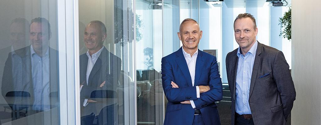 Systemcredit | Verwaltungsräte Andreas Herzog und Daniel Bont