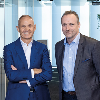 Systemcredit | Andreas Herzog und Daniel Bont