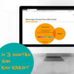 In 3 Minuten zum KMU-Kredit | Systemcredit