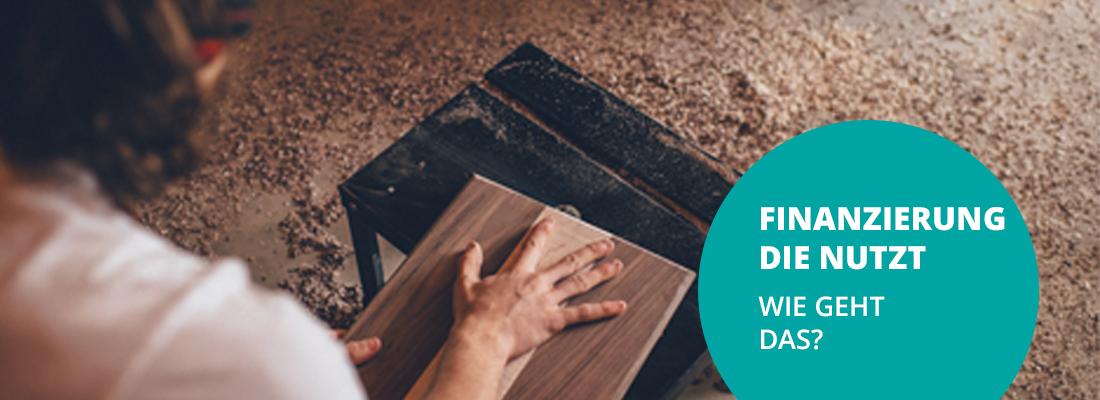 Wissen | Finanzierung die nutzt - wie geht das? | Systemcredit AG