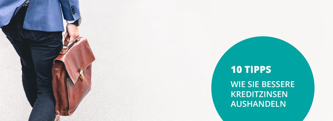 Wissen | 10 Tipps Kreditzinsen | Systemcredit AG