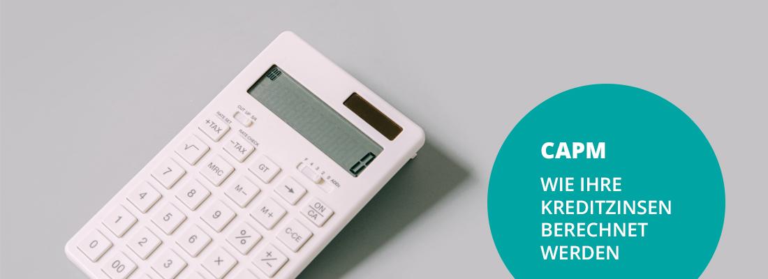 Wissen | CAPM - Berechnung der Kreditzinsen | Systemcredit AG